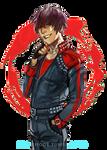 Mizuki (Dramatical Murder) by lacrimode