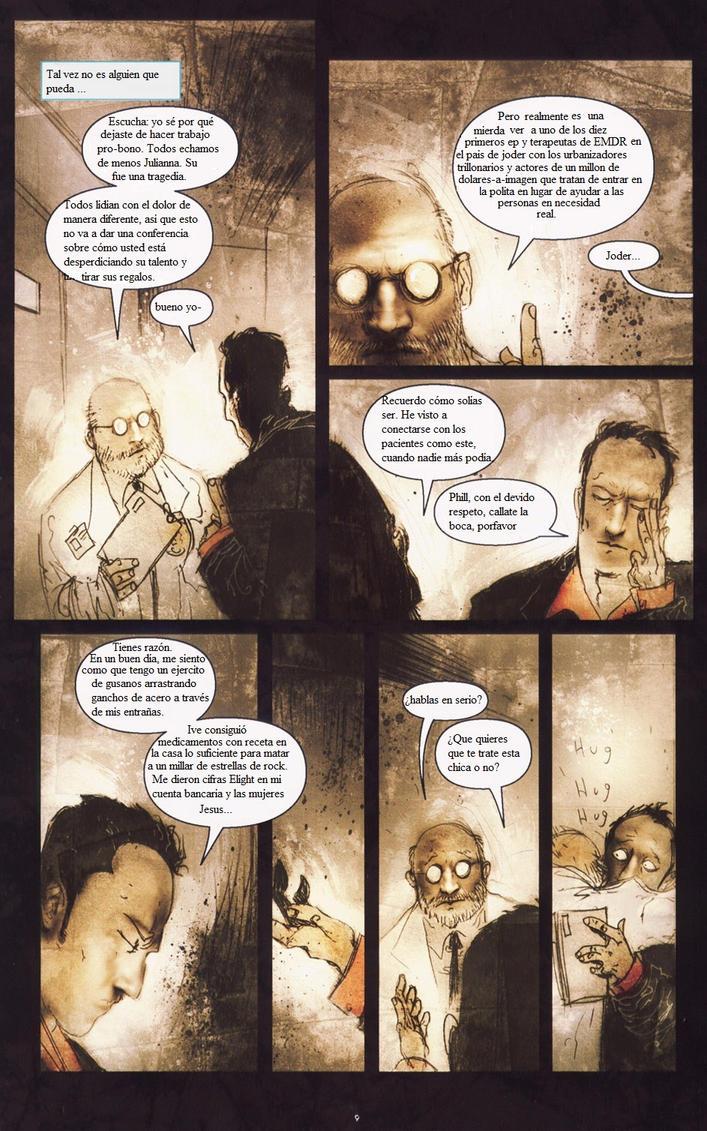 Silent Hill - Dying Inside comic 1 hoja 10 by shikimegu on DeviantArt