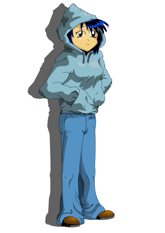Hoodie by craig-smith