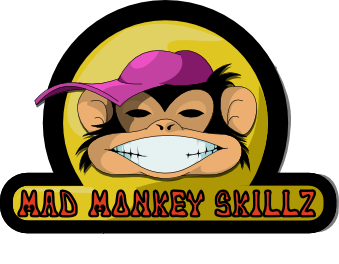 Mad Monkey Skillz by craig-smith