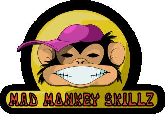 Mad Monkey Skillz by craig-smith