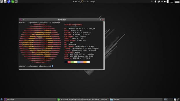 Ubuntu 18 Openbox