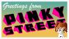 Greetings from Pinky Street by R-Kasahara