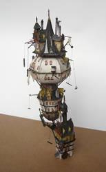 Clock tower_06 by Raskolnikov0610