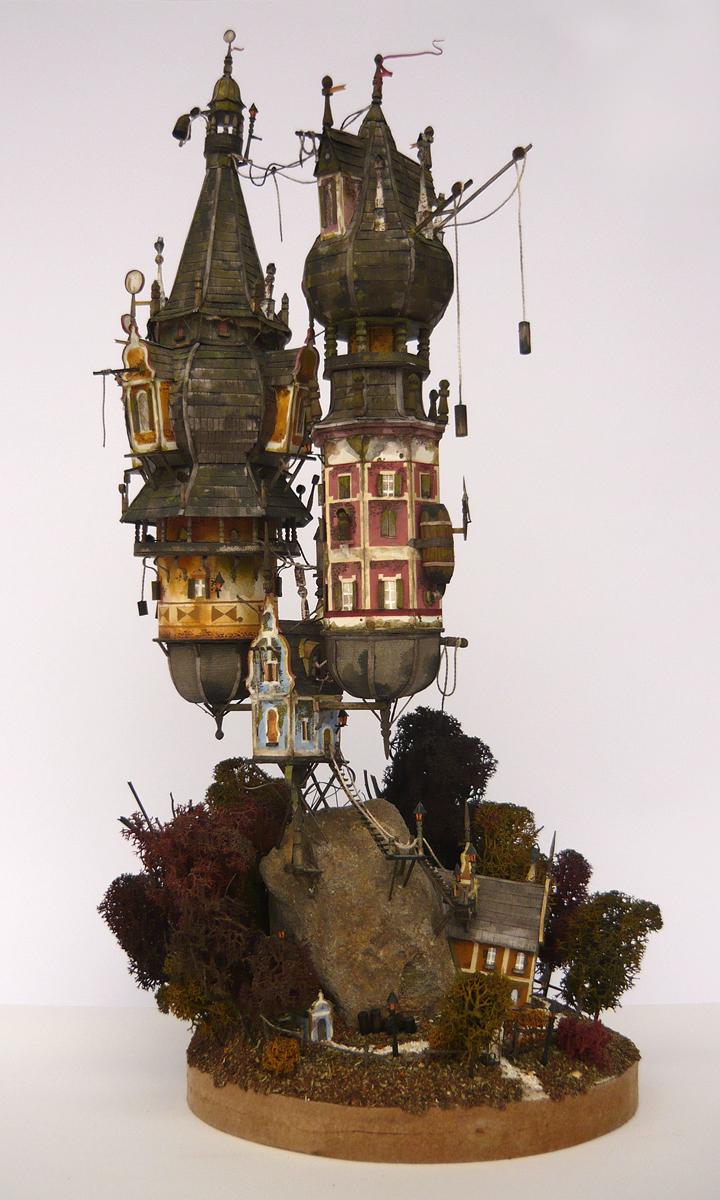 The two towers 01 by Raskolnikov0610