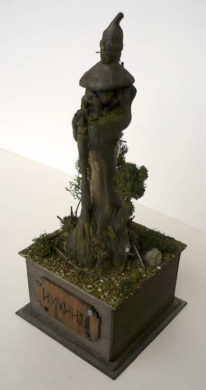 Merrbur the old wooden idol_01