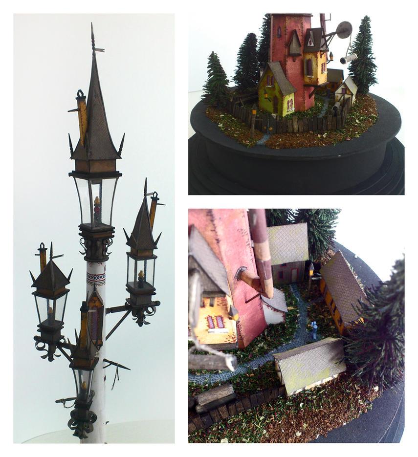 Beacon of the forest 2 by Raskolnikov0610