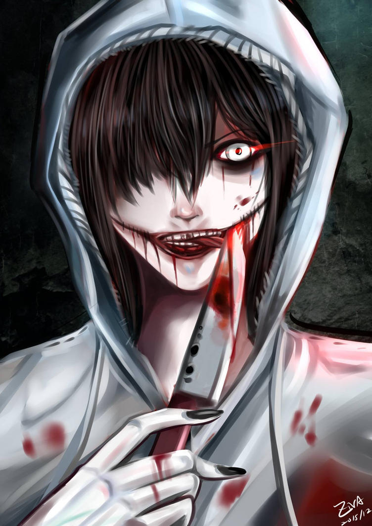 Jeff the Killer by luluisgod on DeviantArt
