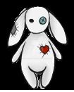 Voodle Bunny by AkiHiroArt