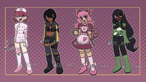 $13 adopts!! (ALL SOLD)