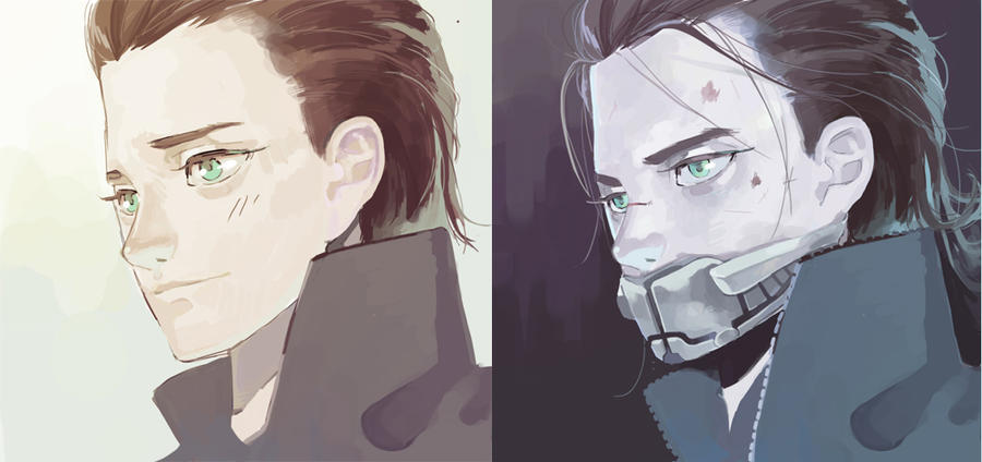 LOKI : past and present by auguastee23