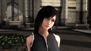 MMD Tifa Final Fantasy VII Twinkle VIDEO