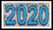 2020 Stamp