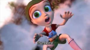 Thumbelina (2009) Scene 8