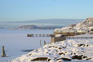 Winter by kalf