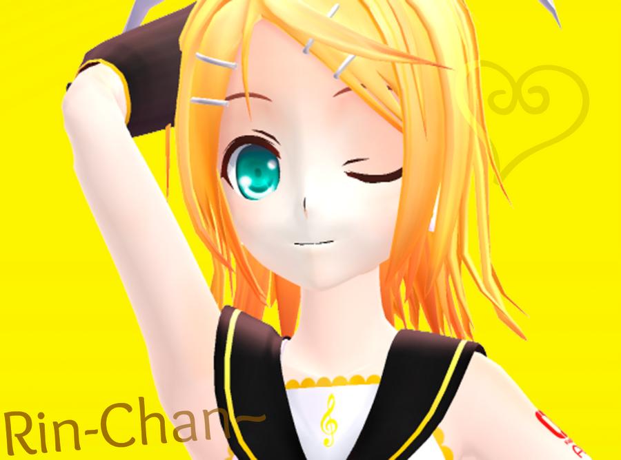 Rin-Chan~~ by FalciaDesu