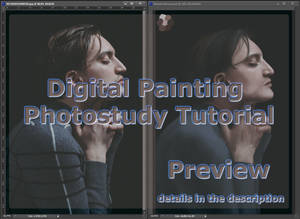 Digital Painting Tutorial Preview