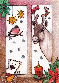 Merry animals
