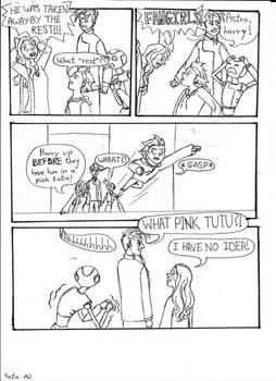 Astro Boy 2009 Comic- part 2
