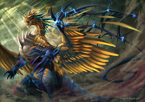 Dragon by tomoki17