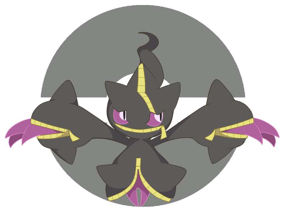 Mega banette by memesquid on deviantart - Mega branette ...