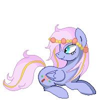 Golden Sapphire by MemeSquid