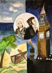 Edward Kenway and Jacob Frye - Assassin's Creed by RedFurryUnicorn