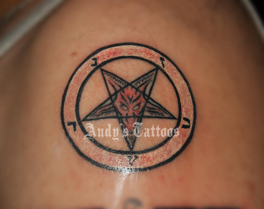 marks of satan Tattoo: the mark of death grim reapers, flaming skulls, snakes crawling through skulls, demons, satan, pornography, blasphemy, naked flames of hell.