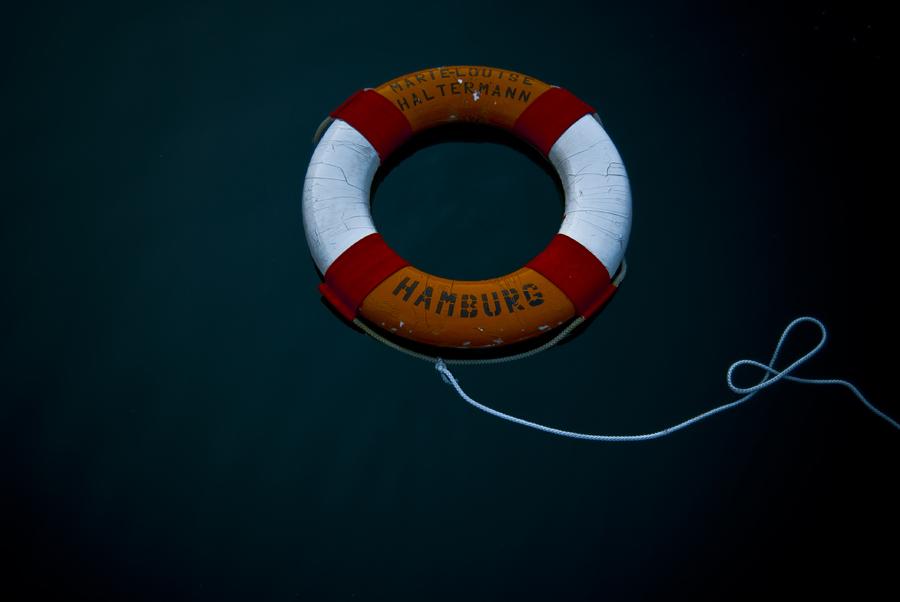 the last lifebelt by DavidSchermann