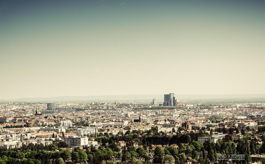 Vienna by DavidSchermann
