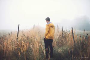 Der Wanderer und der Nebel by DavidSchermann