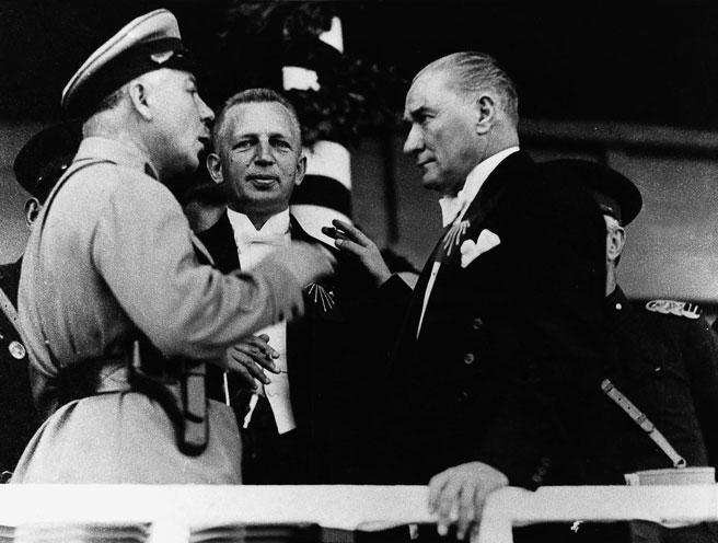 Ataturk by vLkN