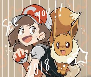 pokemon let's go SWITCH