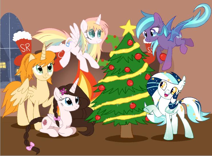 Christmasinsta by owlity