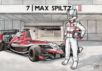 15.07.06 Commission - #7 Max Spiltz Vraiment 2014