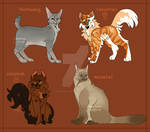 Flat Sale WC Adopts . OPEN