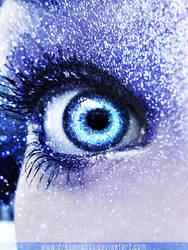 Frosty Eye I by dream-shot