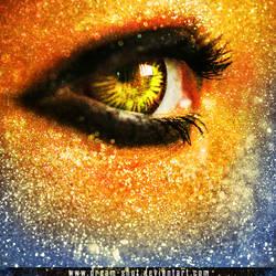 Lioness Eye by dream-shot