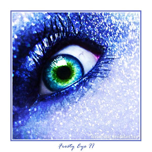 Frosty Eye II by dream-shot