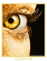 Golden Eye by dream-shot