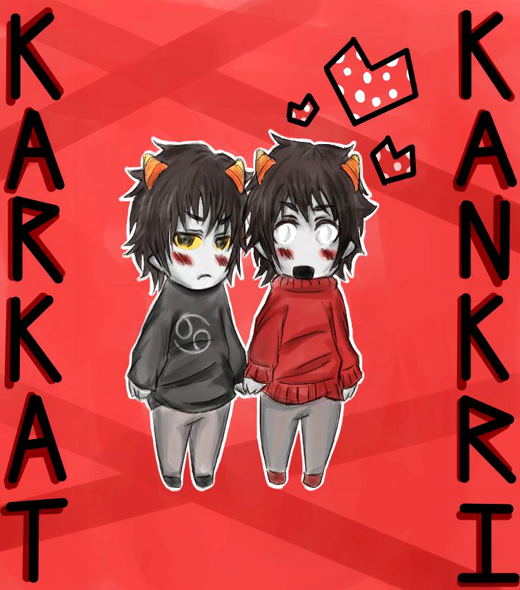 Kankri and karkat like reader x smut picture