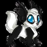 OMG PANDA!!!!!!!!! D: a panda fox