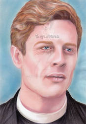 James Norton Portrait by xMarieDx