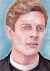 James Norton Portrait by xMarieDx