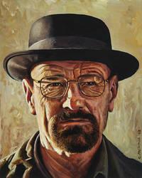 Heisenberg by carlos-medina