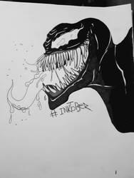 Venom - Inktober 6