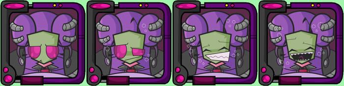 Zim Expression Screens 2 by Zim-0f-Irk