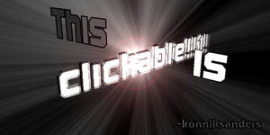 It's clickable111 by TheUnknownCreator