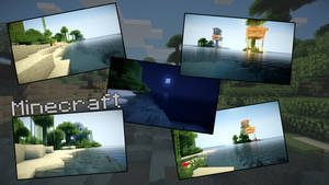 Minecraft and Sonicether's Unbelievable Shader by TheUnknownCreator