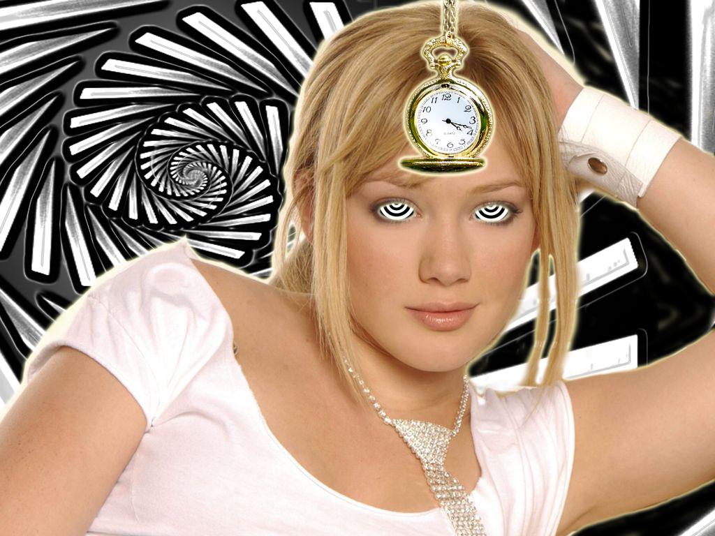 Hypno Hilary Duff by theeyeshavehills